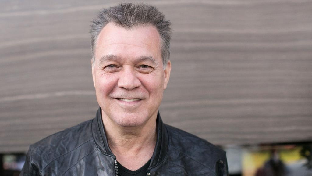 Eddie Van Halen leidet an...