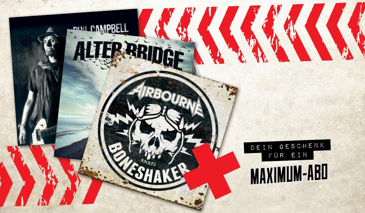Metal Hammer - cover