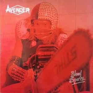 Avenger (UK) BLOOD SPORTS