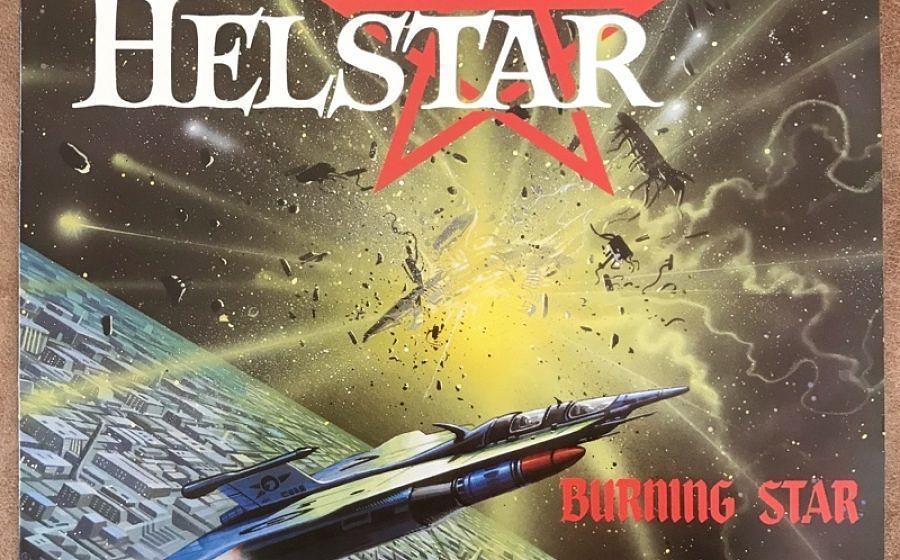 Helstar BURNING STAR