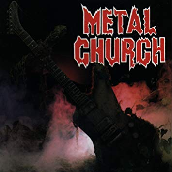 Metal Church METAL CHURCH