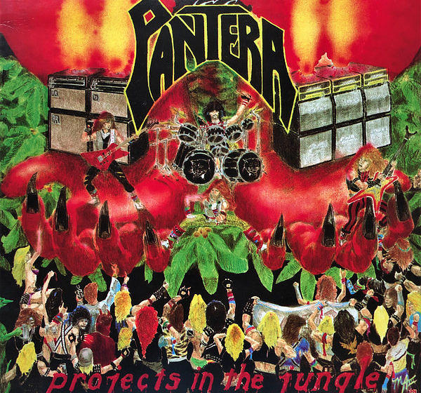 Pantera PROJECTS IN THE JUNGLE