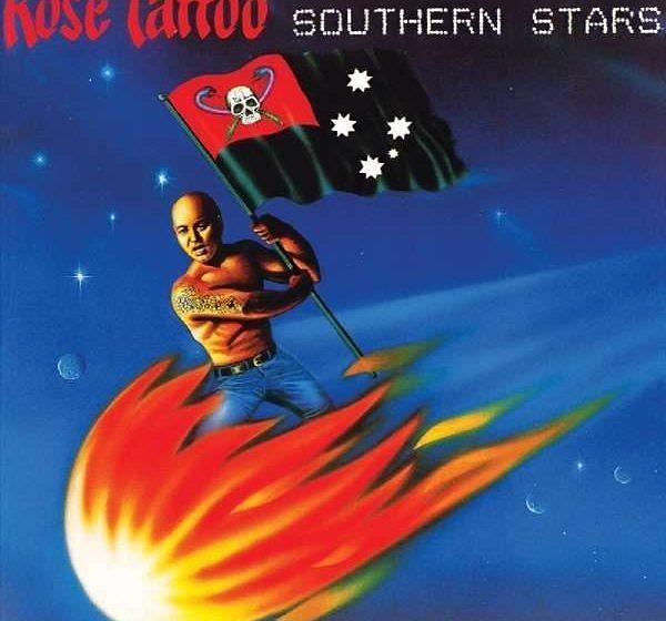 Rose Tattoo SOUTHERN STARS