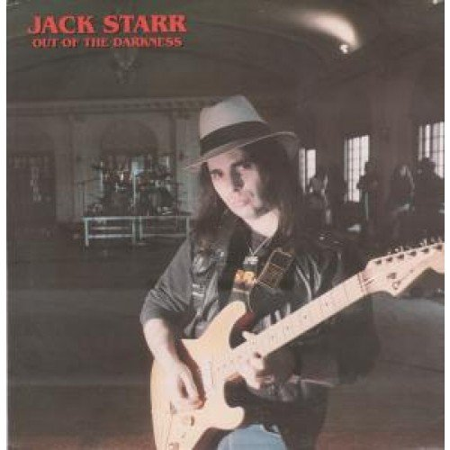 Jack Starr OUT OF THE DARKNESS