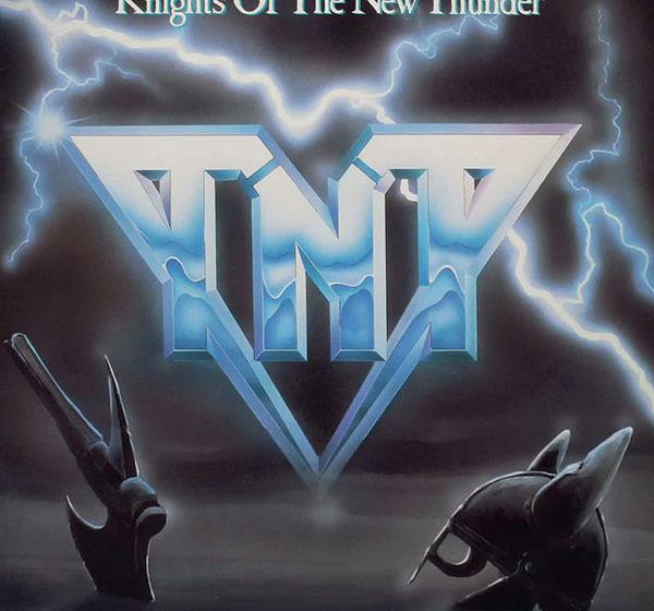 TNT KNIGHTS OF THE NEW THUNDER