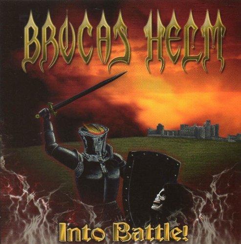 Brocas Helm INTO BATTLE