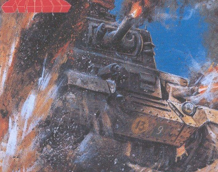 Tank HONOUR & BLOOD