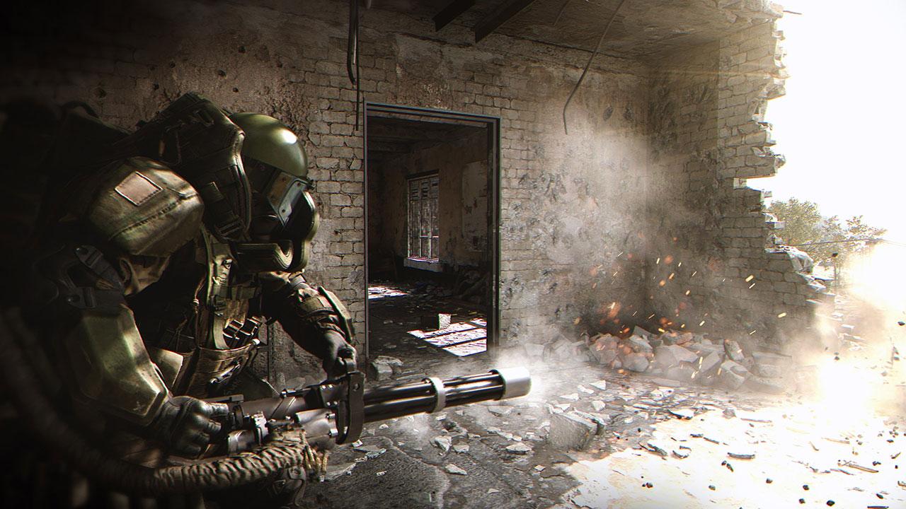 """Die PC-Fassung von """"Call Of Duty: Modern Warfare"""" soll besonders umwerfend aussehen"""