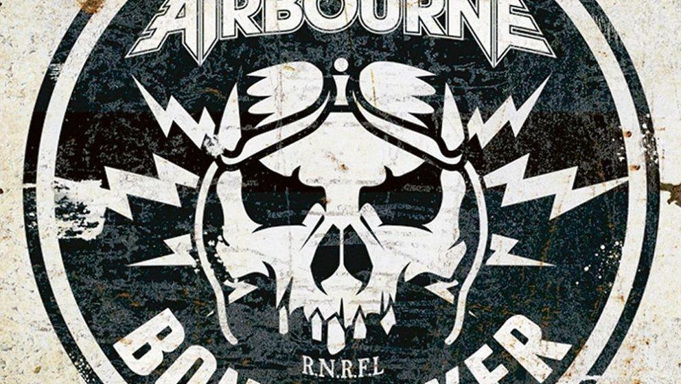 AdM 11/19: Airbourne BONESHAKER: 'Die O'Keeffes machen genau das Richtige, indem sie dem Rock'n'Roll ohrenkundig freien