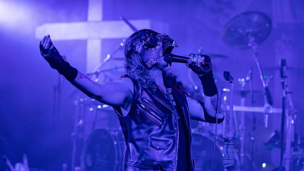 Moonspell, 24.10.2019, Hamburg, Markthalle