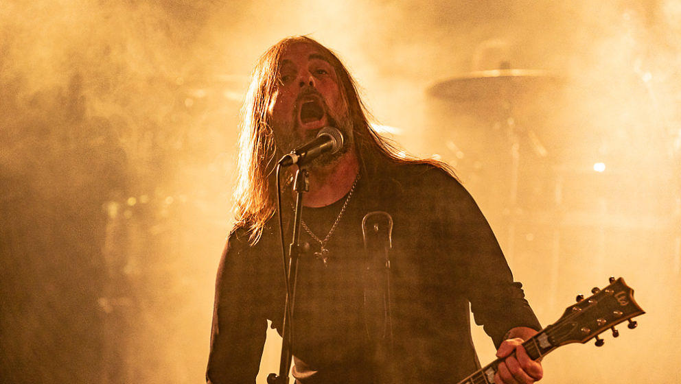 Rotting Christ, 24.10.2019, Hamburg, Markthalle
