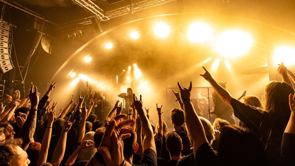 Rotting Christ, 24.10.2019, Hamburg, Markthalle