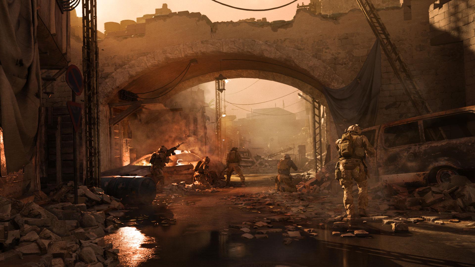 """Auch in """"Call of Duty: Modern Warfare"""" gibt es wieder verschiedene Kriegsschauplätze"""
