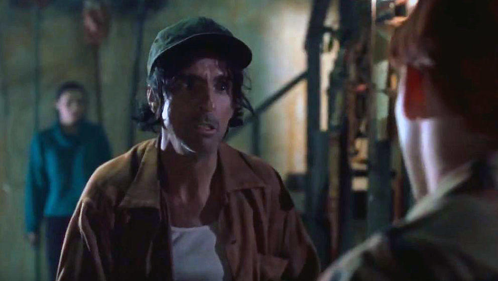 Alice Cooper in 'Nightmare On Elm Street 6'