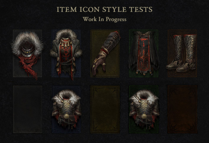 So bzw. so ähnlich werden die Symbole eurer Inventar-Gegenstände aussehen.