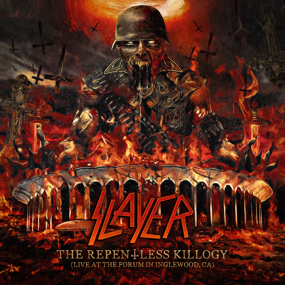 Kritik zu Slayer THE REPENTLESS KILLOGY
