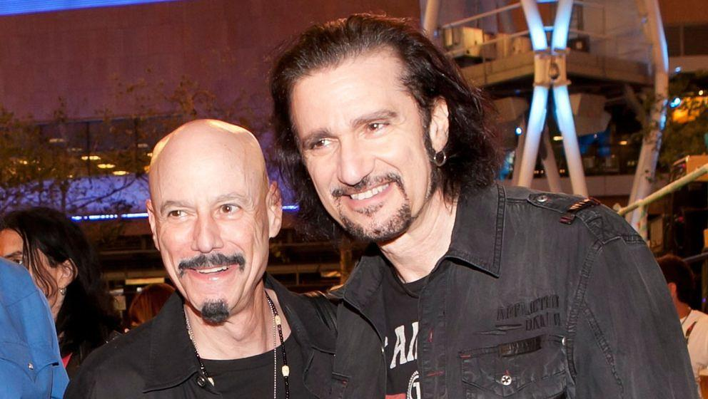 Bruce (r.) und Bob Kulick
