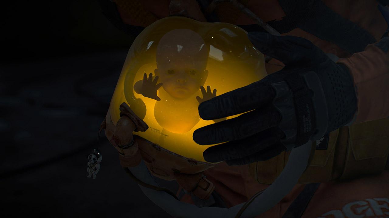 Das ist BB. Das in einer Kapsel gefangene Baby hilft euch, BTs zu identifizieren.