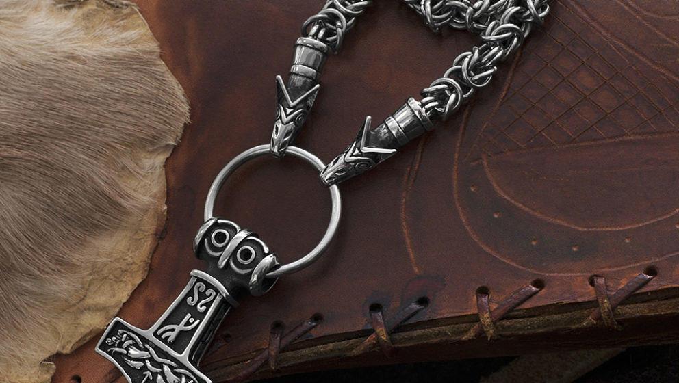 Produkt mit Historie: Grimfrosts Wolfskönigkette
