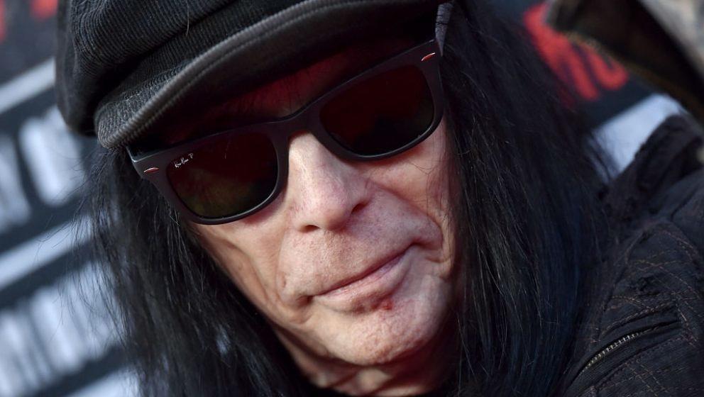 Mötley Crüe-Gitarrist Mick Mars