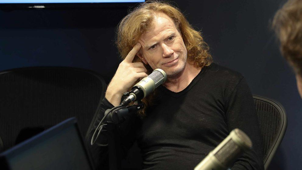 Megadeth-Boss Dave Mustaine im Interview