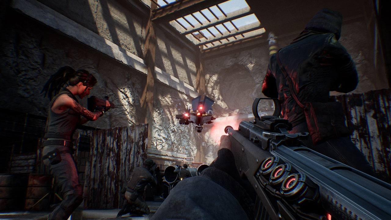 """In """"Terminator: Resistance"""" werden neue Gegner eingeführt"""