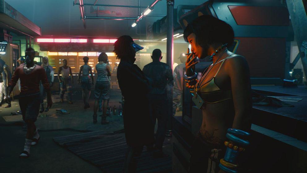 """""""Cyberpunk 2077"""" will Sex realistisch darstellen"""