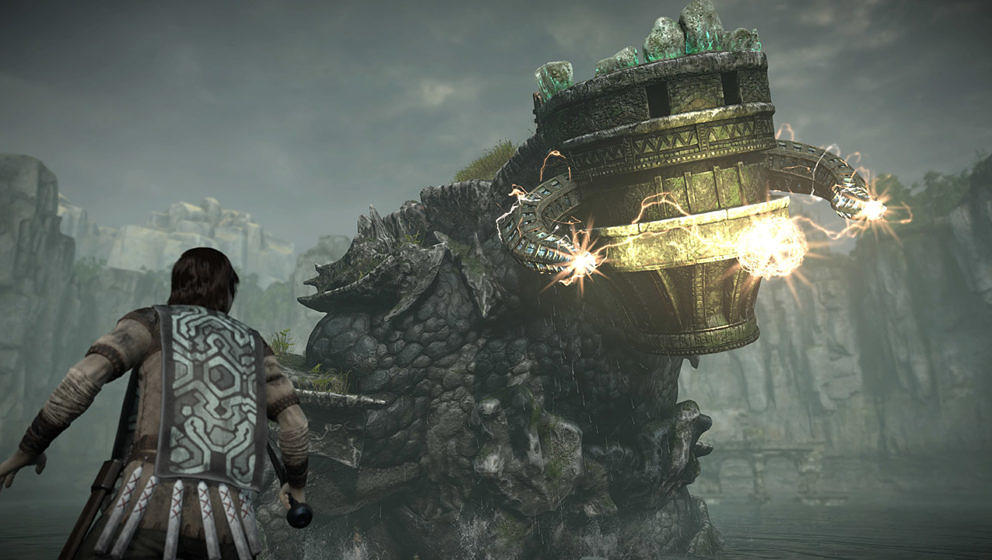 """""""Shadow Of The Colossus"""" ist ein sehr gelungenes Videospiel-Remake"""