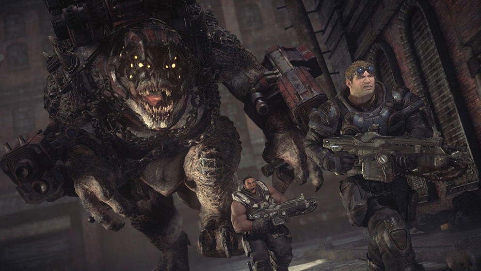"""""""Gears Of War"""" bietet actionreiche Koop-Unterhaltung"""