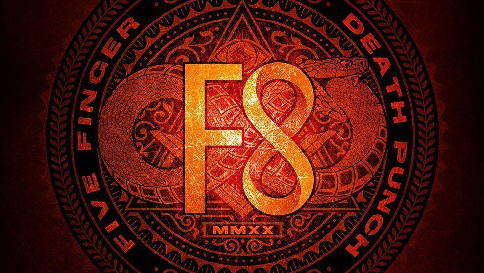 4. Five Finger Death Punch F8