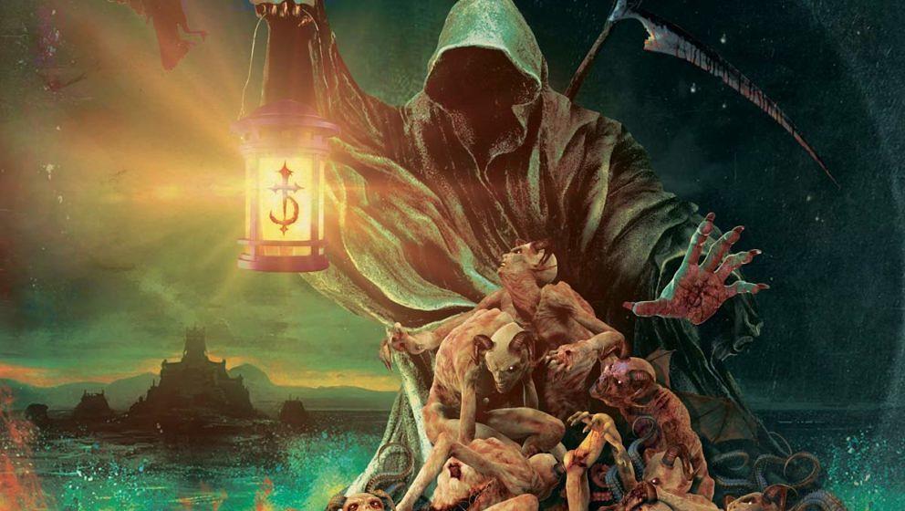 10. Devildriver DEALING WITH DEMONS I