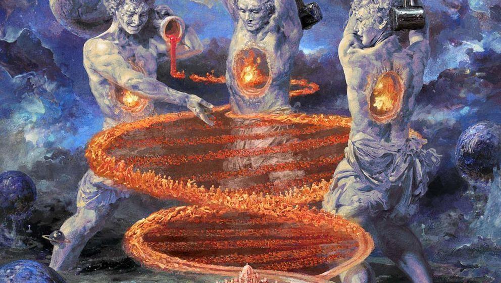 9. Testament TITANS OF CREATION