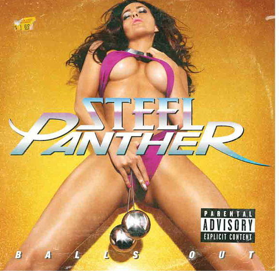 AdM 01/2012: Steel Panther BALLS OUT