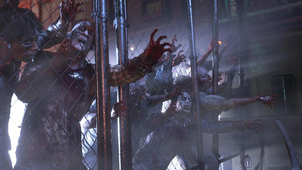 """In """"Resident Evil 3"""" wollen euch wieder Zombies und andere Kreaturen an die Wäsche"""