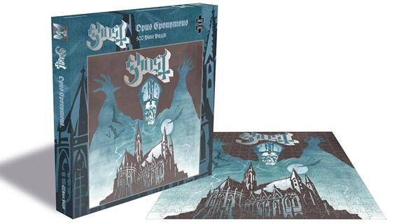 Das schicke Puzzle zum Ghost Debüt OPUS EPONYMOUS