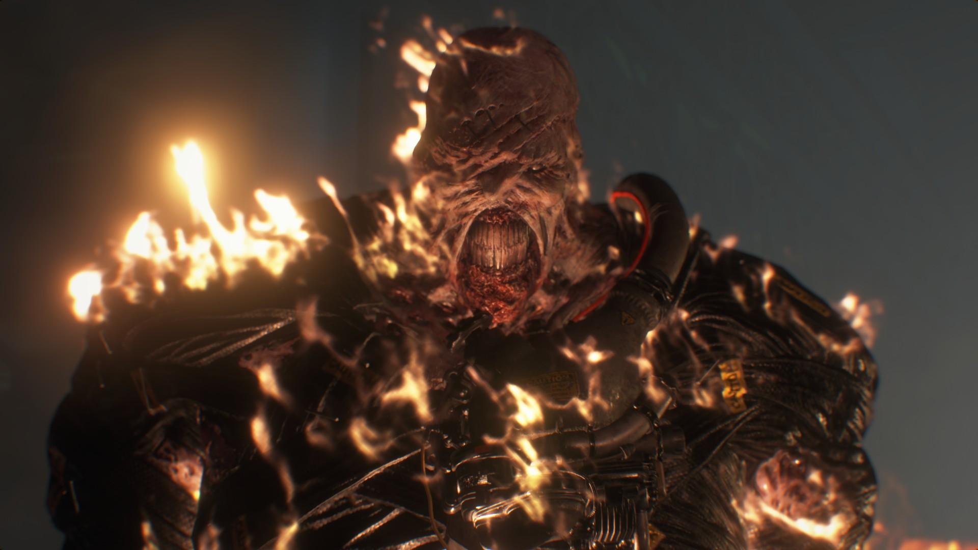 """""""Resident Evil 3"""": Neue Gameplay-Eindrücke"""
