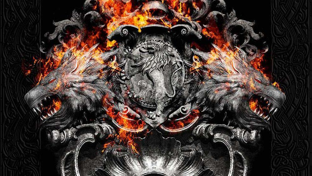 British Lion THE BURNING
