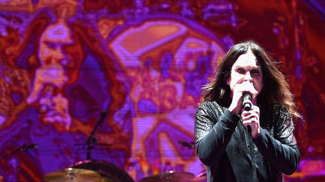Ozzy Osbourne beim Ozzfest 2016