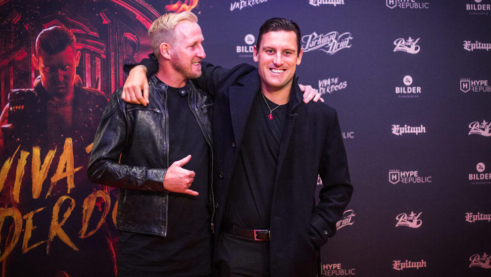 Parkway Drive - Viva The Underdogs, Premiere, Berlin