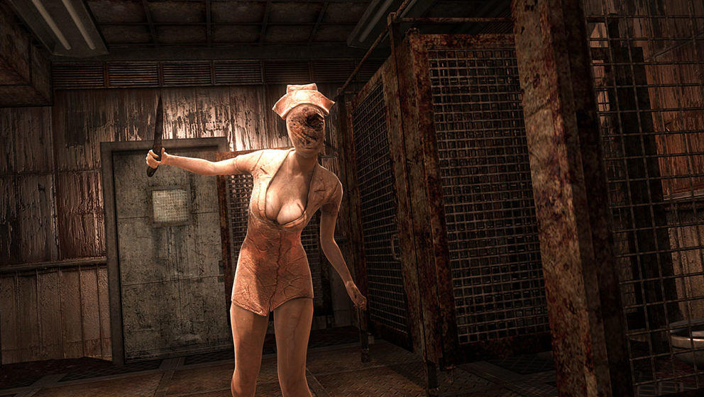 "Screenshot aus ""Silent Hill: Homecoming"""