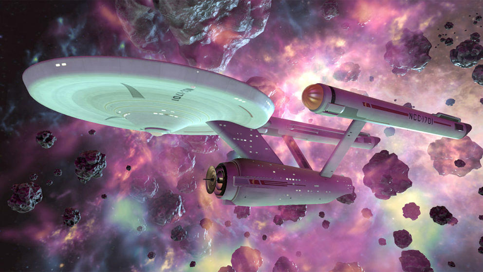 "Screenshot aus ""Star Trek Bridge Crew"""