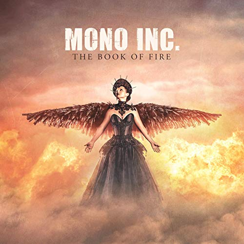 Mono Inc. THE BOOK OF FIRE