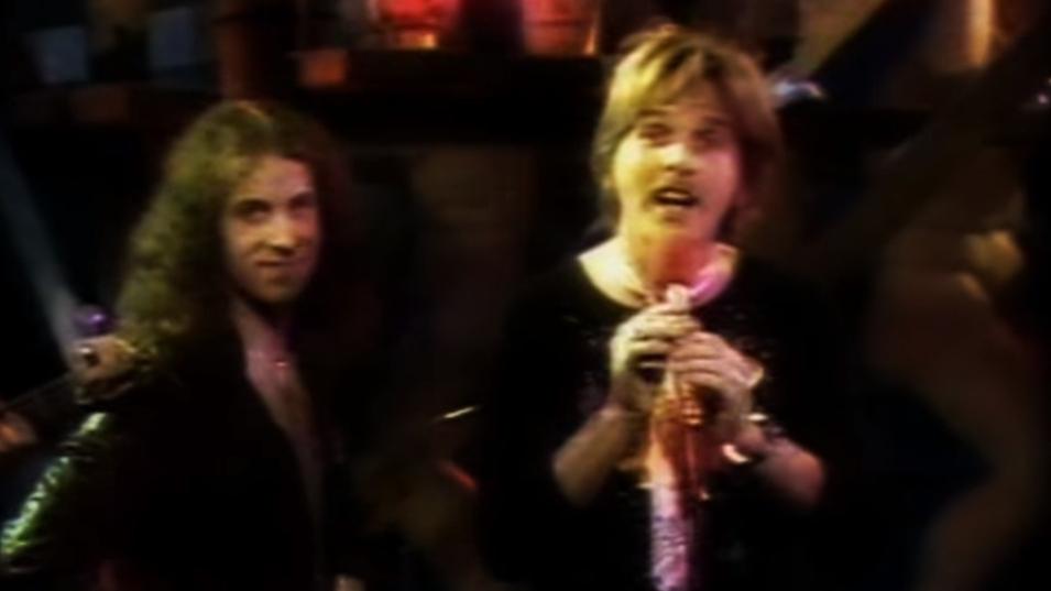 Scorpions-Sänger Klaus Meine und Plattenküche-Moderator Frank Zander