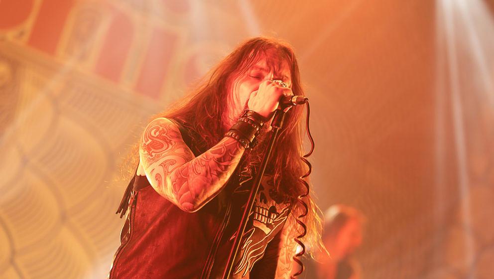 Amorphis, Hannover, Swiss Live Hall, 1.2.2020