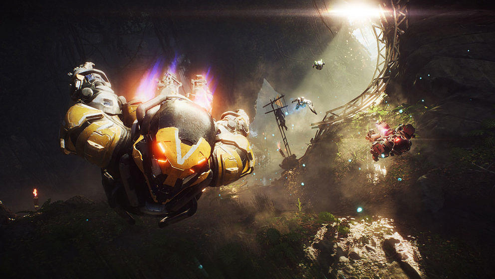 "BioWare will ""Anthem"" retten"