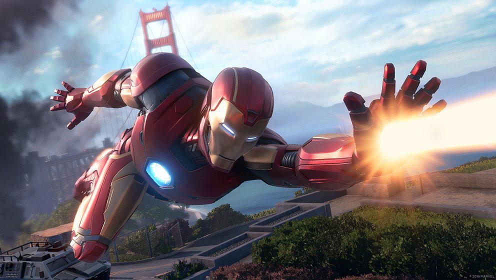 """Darf bei """"Marvel's Avengers"""" natürlich nicht fehlen: Iron Man"""