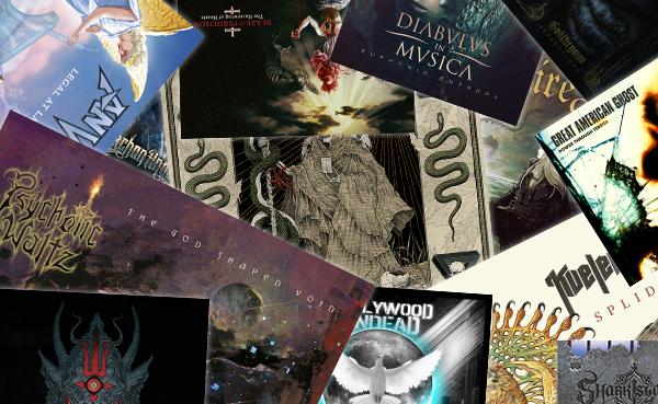 Die Metal-Alben der Woche vom 14.02. mit Kvelertak, Anvil, Psychotic Waltz u.a.