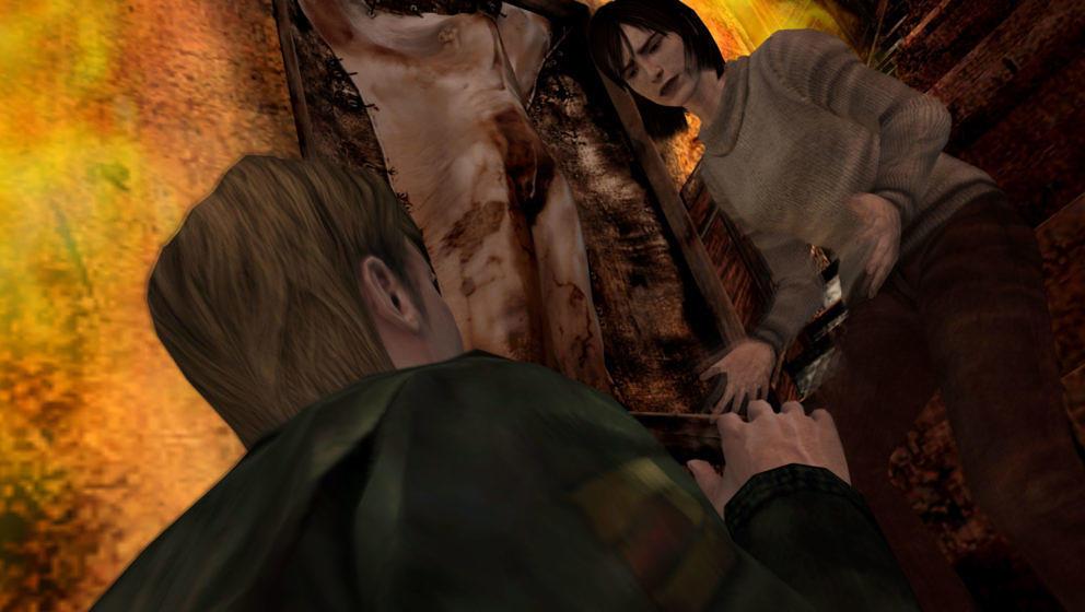"""Nie sah """"Silent Hill 2"""" besser aus"""