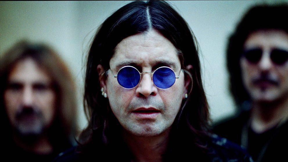 Black Sabbath, portrait, Pulitzer, Amsterdam, Netherlands, 28th September 1998. (Photo by Niels van Iperen/Getty Images)