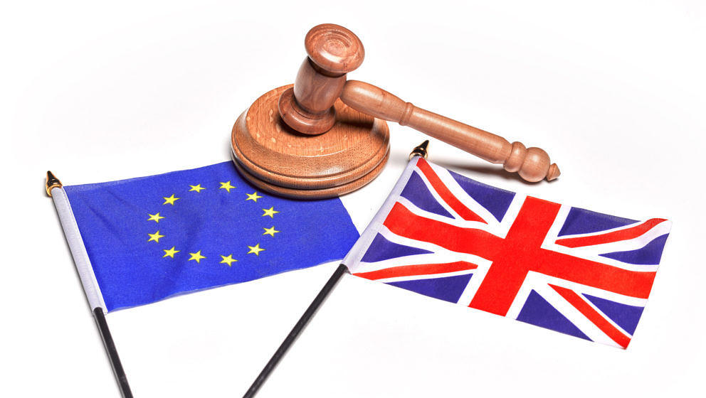 legal issues with Brexit